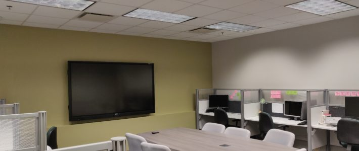 STIR Lab Upgrades