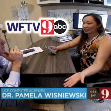 WFTV Channel 9 Interview