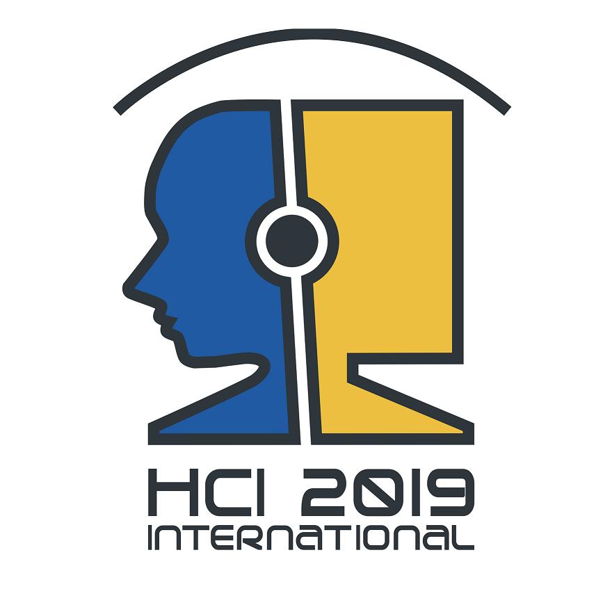 New HCII 2019 Publications