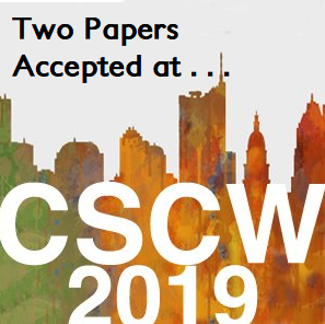 CSCW 2019 Papers
