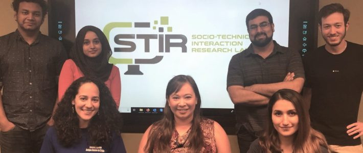STIR PhD Students