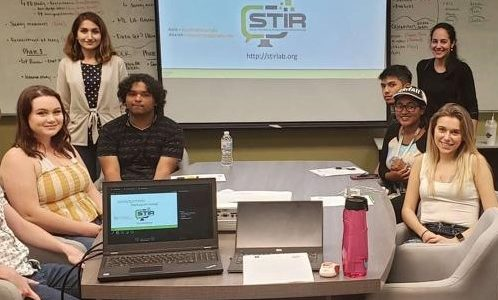 STIR Lab Tours