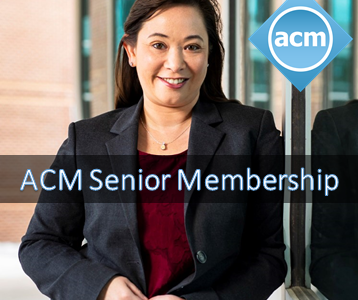 ACM Senior Membership